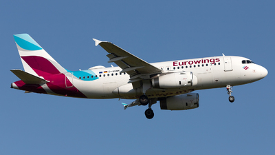 A picture of DAGWK - Airbus A319132 - Eurowings - © PM