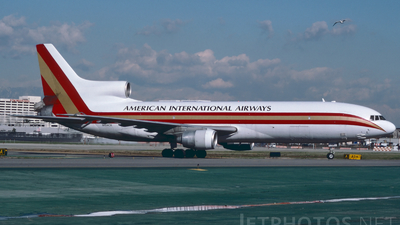 N104CK - Lockheed L-1011-200(F) Tristar - American International Airways (Kalitta)
