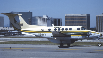N39YV - Beechcraft 200 Super King Air - Air LA