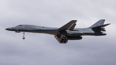85-0081 - Rockwell B-1B Lancer - United States - US Air Force (USAF)