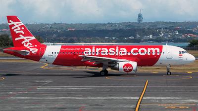 PK-AZJ - Airbus A320-216 - Indonesia AirAsia