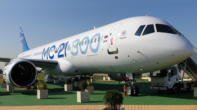 73054 - Irkut MC-21-300 - Irkut Corporation