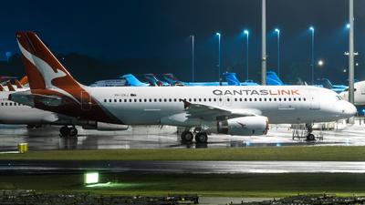VH-UVJ - Airbus A320-232 - QantasLink (Network Aviation)