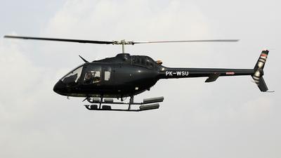 PK-WSU - Bell 505 Jet Ranger X - Whitesky Aviation