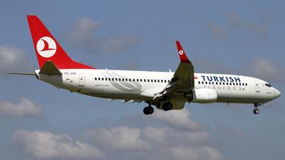 TC-JGK - Boeing 737-8F2 - Turkish Airlines