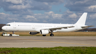 VQ-BHK - Airbus A321-211 - Untitled