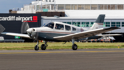 G-WARW - Piper PA-28-161 Warrior III - Private
