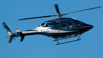N12JS - Bell 429 Global Ranger - Private