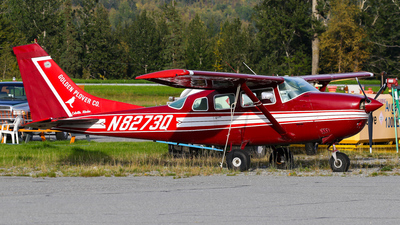 N8273Q - Cessna U206F Stationair - Private