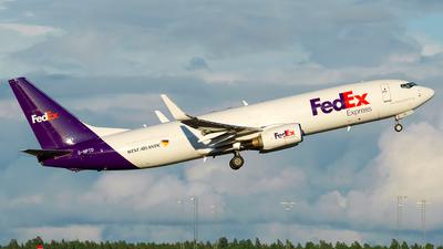 G-NPTD - Boeing 737-83N(BCF) - FedEx (West Atlantic Airlines)