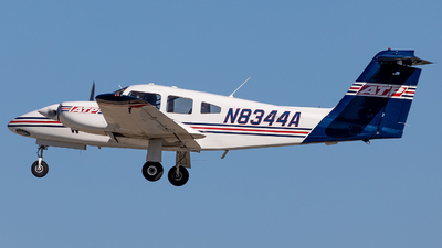 N8344A - Piper PA-44-180 Seminole - ATP Flight School
