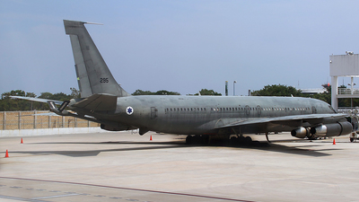 295 - Boeing 707-366C - Israel - Air Force