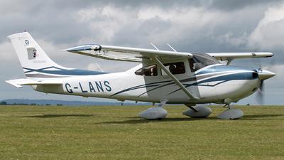 G-LANS - Cessna 182T Skylane - Private