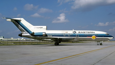 N8163G - Boeing 727-25 - Eastern Air Lines