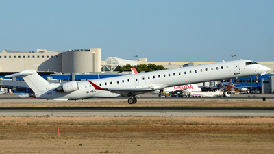 EI-HBA - Bombardier CRJ-1000 - Hibernian Airlines