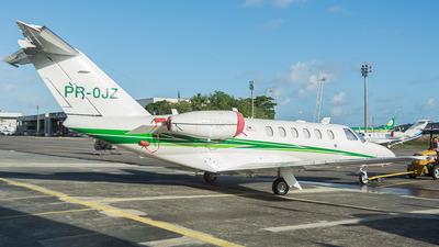 A picture of PROJZ - Cessna 525A CitationJet CJ2+ - [525A0406] - © Bruno Carvalho