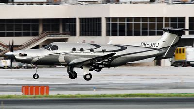 OH-JRJ - Pilatus PC-12/47E - Hendell Aviation