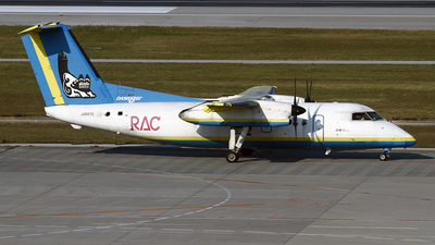 JA8972 - Bombardier Dash 8-103 - Ryukyu Air Commuter (RAC)