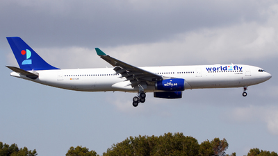 EC-LXR - Airbus A330-343 - World2Fly