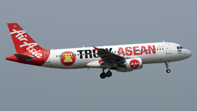 A picture of HSABE - Airbus A320216 - AirAsia - © Vicknesh PS