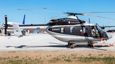 909 - Kazan Ansat - Kazan Helicopter Plant