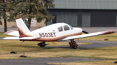 N503ET - Piper PA-28-235 Cherokee - Private