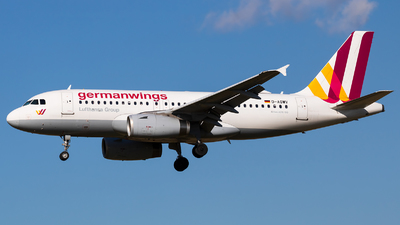 D-AGWV - Airbus A319-132 - Germanwings
