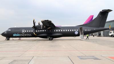 A picture of OYCLY - ATR 72500 - Air Alsie - © Sascha Kamrau