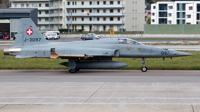 J-3097 - Northrop F-5E Tiger II - Switzerland - Air Force