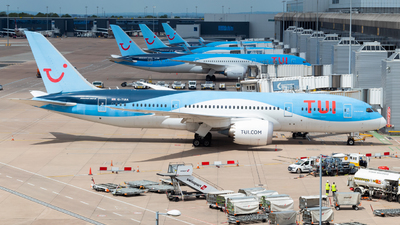 A picture of GTUIA - Boeing 7878 Dreamliner - TUI fly - © Jack Parker man aviator
