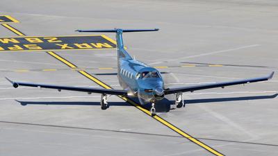 D-FUEL - Pilatus PC-12/47E - Private