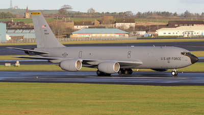 59-1504 - Boeing KC-135T Stratotanker - United States - US Air Force (USAF)