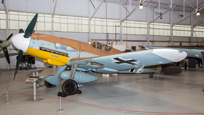 G-USTV - Messerschmitt Bf 109G-2 - Private