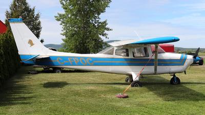 C-FPOC - Aero Commander 100-180 - Private