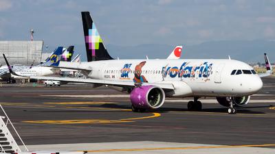 N532VL - Airbus A320-271N - Volaris