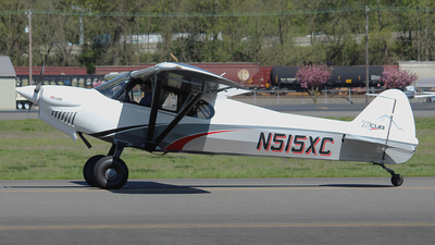 N515XC - Cub Crafters CC19-180 XCub - Private