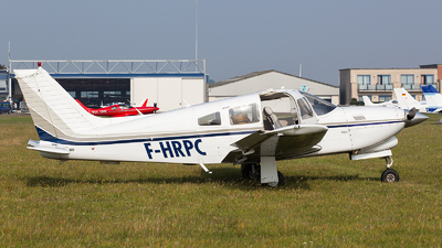 F-HRPC - Piper PA-28R-201T Turbo Arrow III - Private