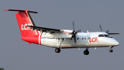 N436YV - Bombardier Dash 8-Q202 - LC Perú