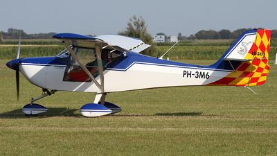 A picture of PH3M6 - Aeropro Eurofox - [10501] - © Jeroen Stroes