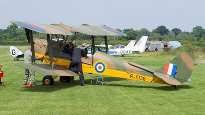 A picture of GAPAP - De Havilland DH82 Tiger Moth - [83018] - © Dutch