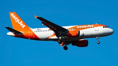 OE-LQL - Airbus A319-111 - easyJet Europe