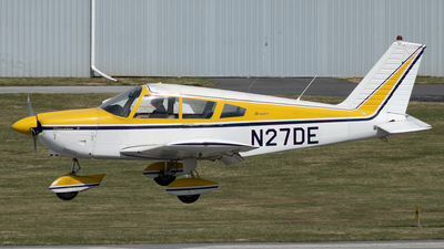 A picture of N27DE - Piper PA28180 - [285348] - © Ethan M