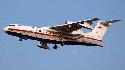 RF-31360 - Beriev Be-200ChS - Russia - Ministry for Emergency Situations (MChS)