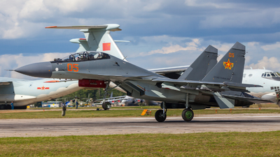05 - Sukhoi Su-30SM - Kazakhstan - Air Force