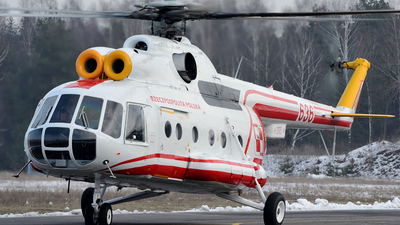636 - Mil Mi-8S Hip - Poland - Air Force