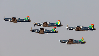 2023 - Pilatus PC-7 Mk.II - South Africa - Air Force