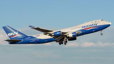4K-SW800 - Boeing 747-4R7F(SCD) - Silk Way Airlines