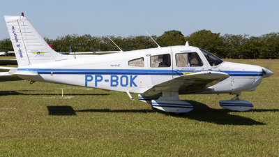 PP-BOK - Piper PA-28-161 Warrior II - Golden Wings