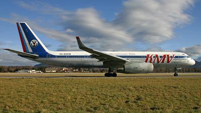 RA-64016 - Tupolev Tu-204-100 - KMV - Kavminvodyavia