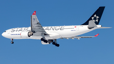 TC-LNB - Airbus A330-223 - Turkish Airlines